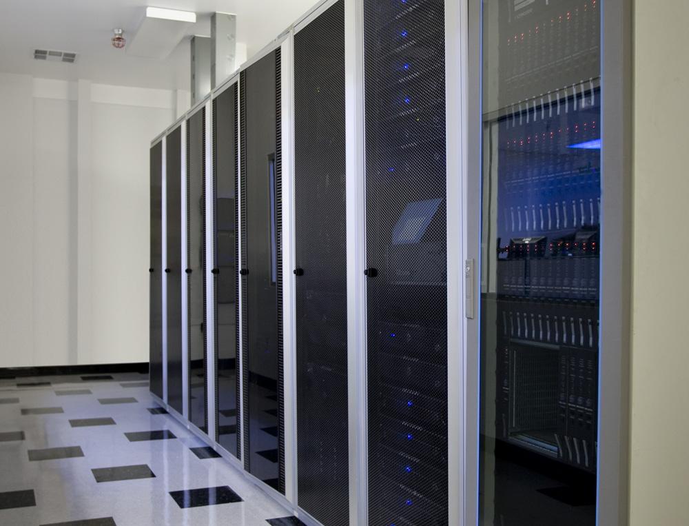 Secure Internal Data Center